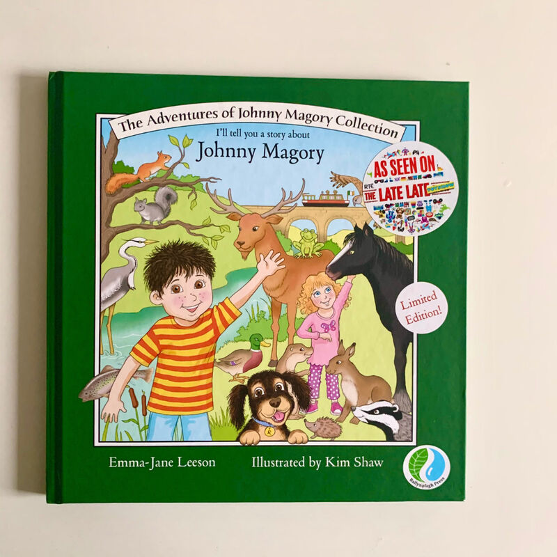 The Adventures of Johnny Magory Collection - Illustrated by Kim Shaw