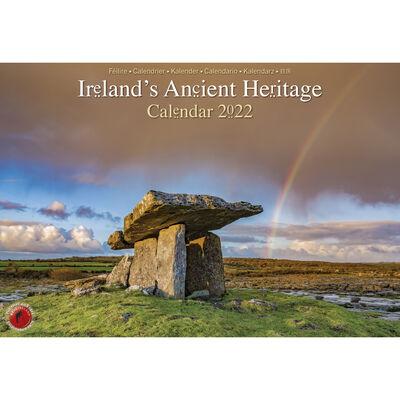 A4 Ancient Ireland Heritage 2021 Calendar