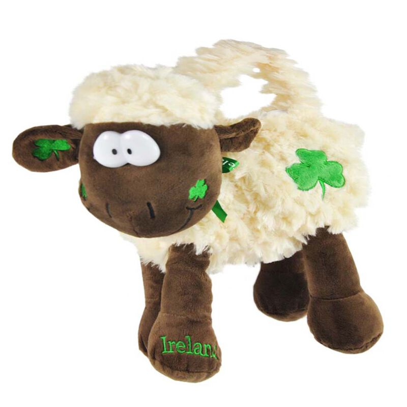 Seamus The Sheep Soft Toy Handbag