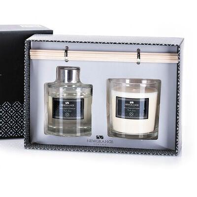 Newgrange Living Fresh Linen Candle & Diffuser Set