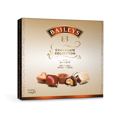 Original Baileys Irish Cream Chocolate Collection In Box  138g
