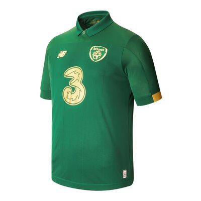 FAI Home Junior Short Sleeve Jersey 2020
