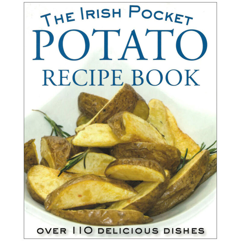 Hardback Edition The Irish Pocket Potato Recipe Book