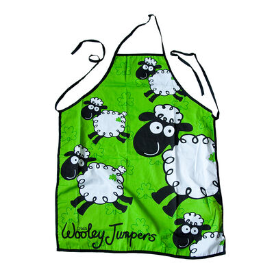 Irish Wooley Jumpers Apron
