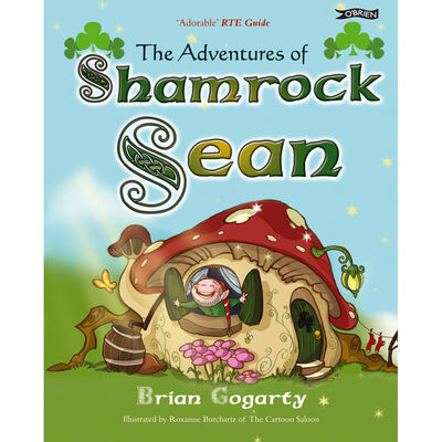 The Adventures Of Shamrock Sean Book