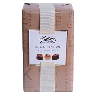 Butlers Chocolate Box - Gift Boxed Selection Of Chocolates  160G