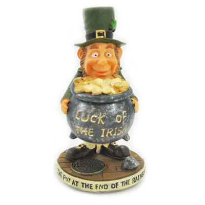Finnian Statue - The Pot At The End Of The Rainbow