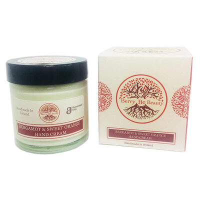Berry Be Beauty Bergamot and Sweet Orange Hand Cream