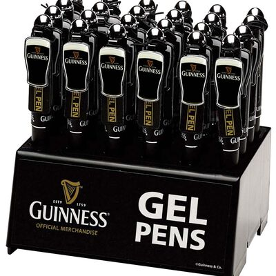 Guinness Gel Pen With Pint