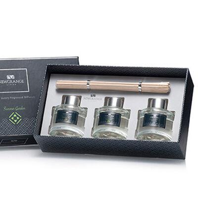 Newgrange Living Luxury Mini Diffusers 50ML, Set of 3