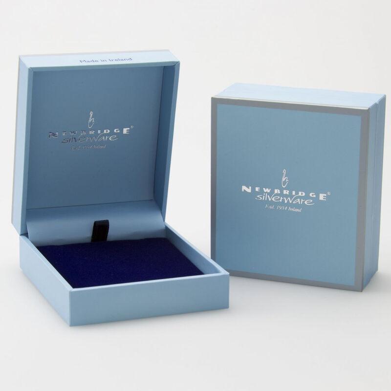 Newbridge Silverware Silver Plated Charm Bracelet