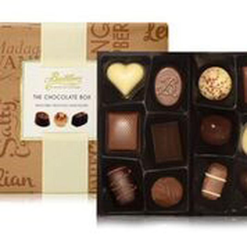Butlers feinste Schokoladenauswahl in der Schachtel
