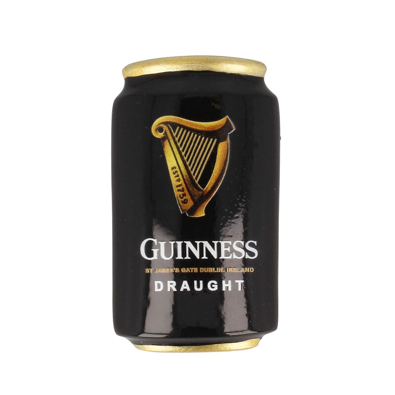 Guinness Official Merchandise Can Shaped Designed Resin Magnet