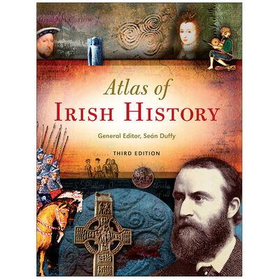 Paperback Edition - Atlas Of Irish History