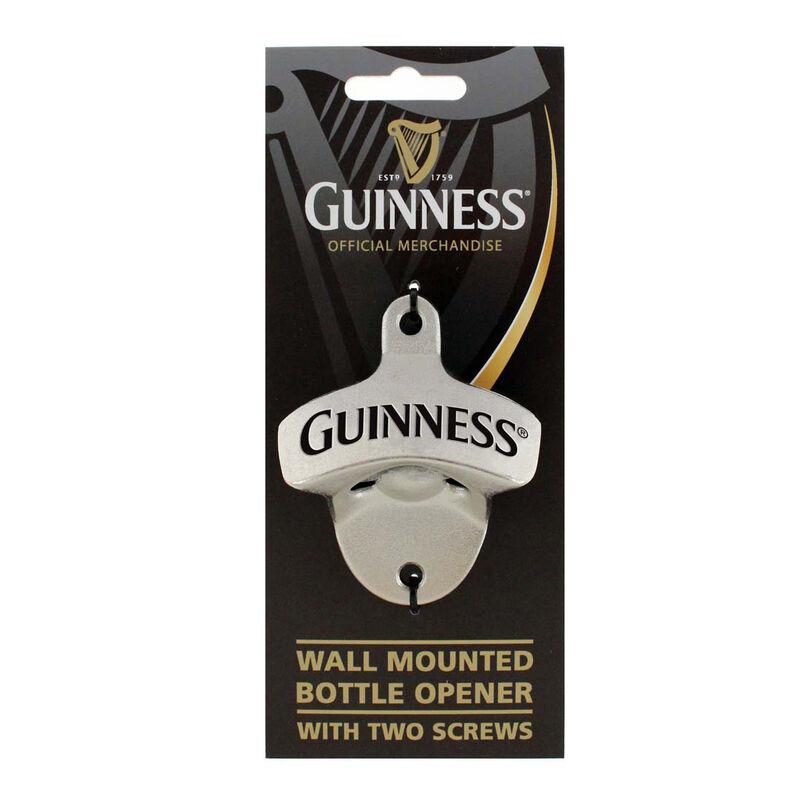 Guinness Wall Mounted Bottle Opener