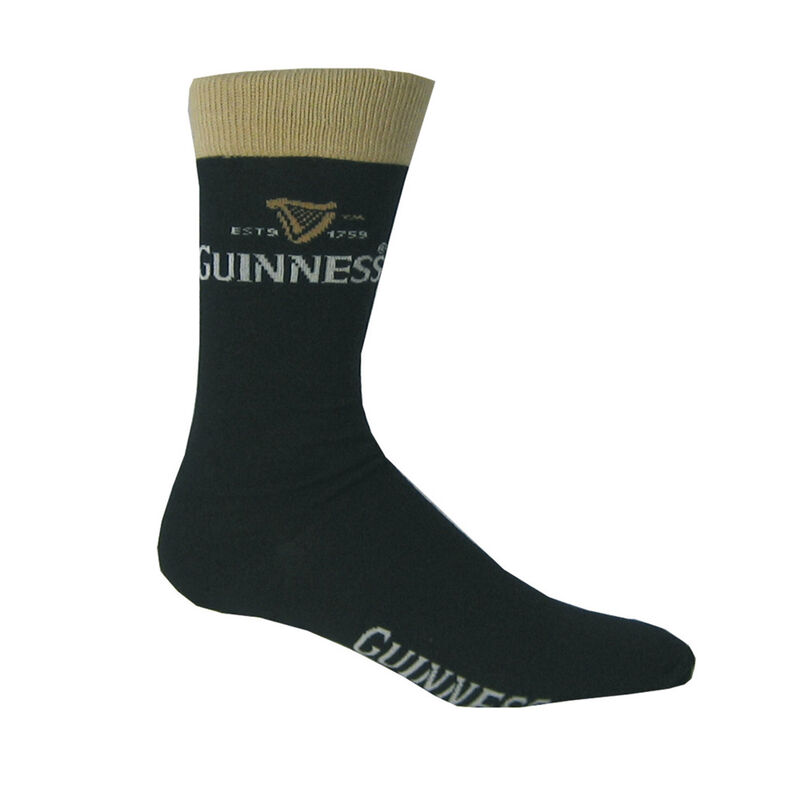 Guinness Pint Glass Gift Set For Him With Water Bottle