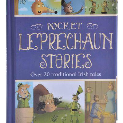 Pocket Irish Leprechaun Tales – Over 20 Traditional Irish Tales