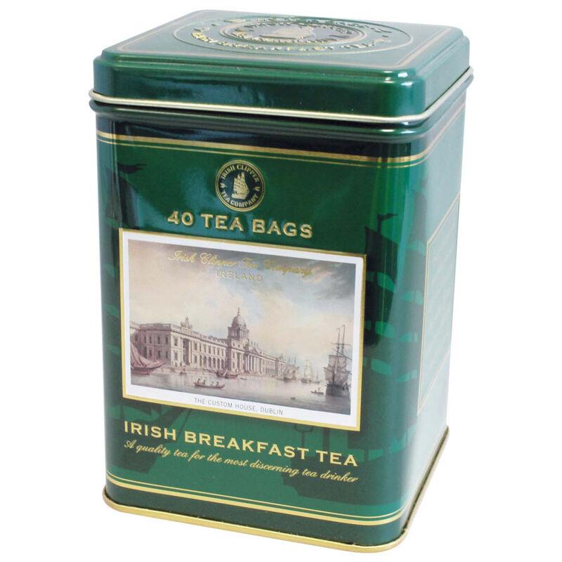 Irish Clipper Company Irish Breakfast Tea Tin
