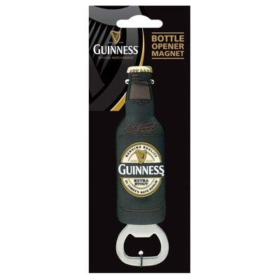 Guinness Pvc Opener And Magnet - Bottle