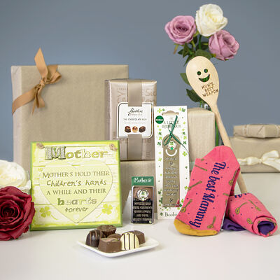 Mothers Day Rustic & Clover Gift Set