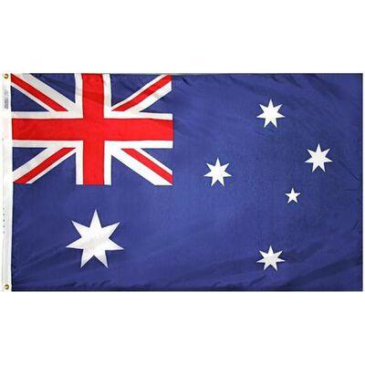 Australia Flag (5Ft X 3Ft)