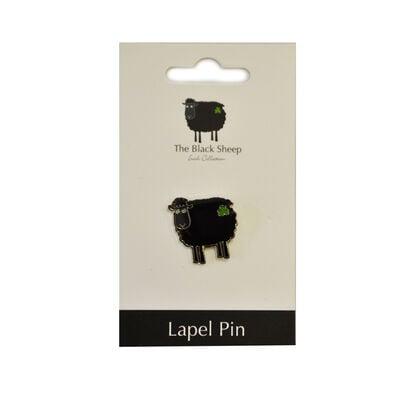 Black Sheep Lapel Pin