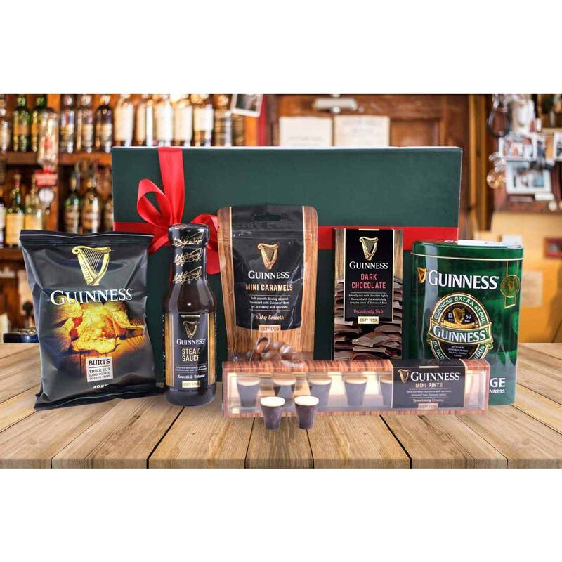 Guinness Official Delicious Food Hamper
