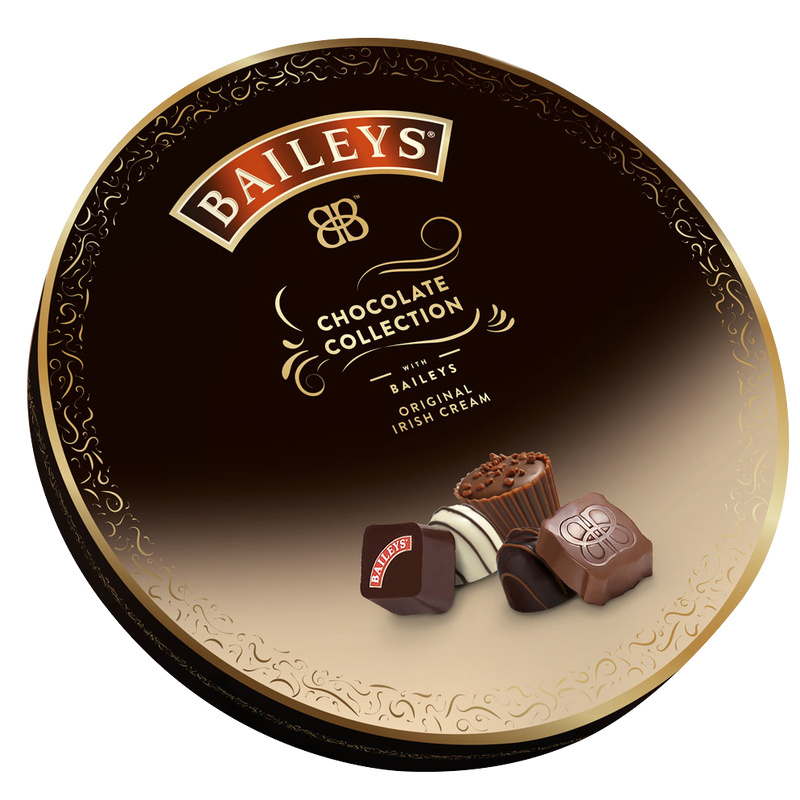 Original Baileys Irish Cream Chocolate Collection In Box  227G
