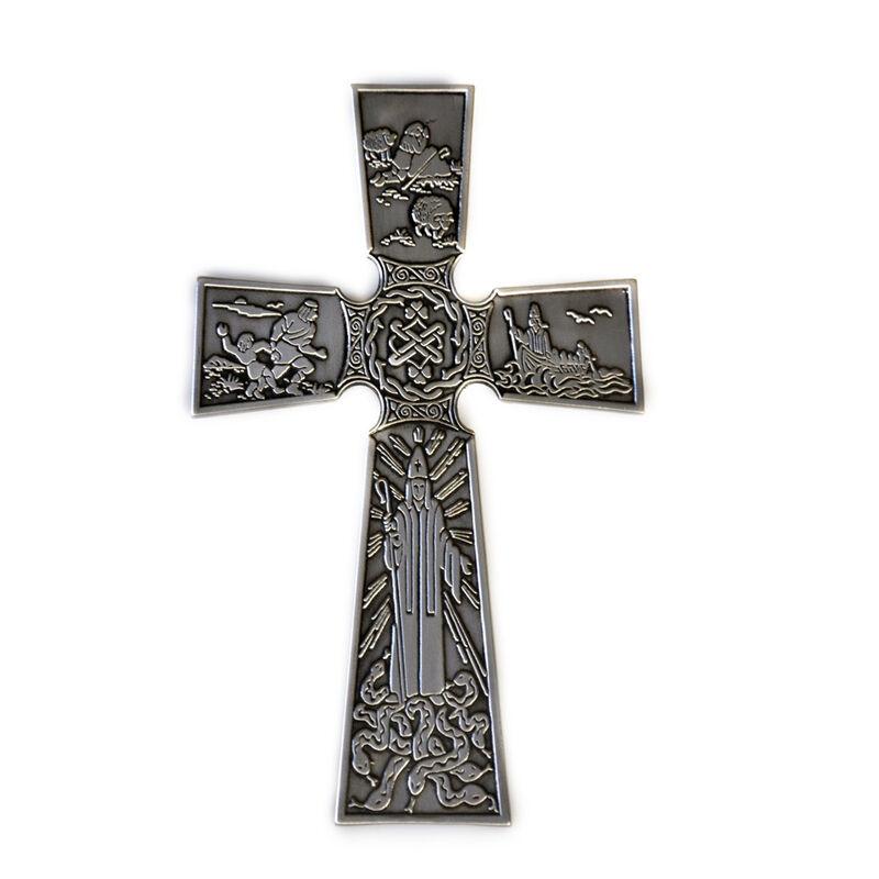 Mullingar Pewter St. Patrick Cross