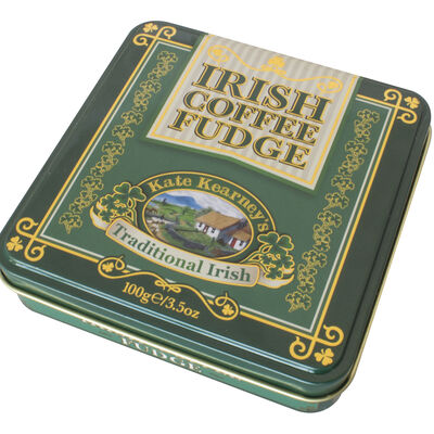 A Gift from Ireland Kate Kearney's Irish Coffee Fudge in Tin 100g