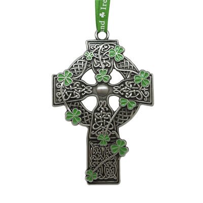 Celtic Hanging Decoration Crafted With High Cross Design