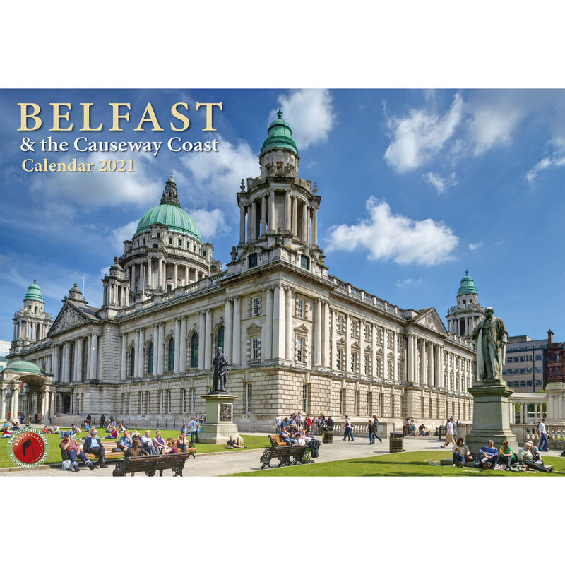 A4 12 Stunning Images Of Belfast Calendar 2021 By Liam Blake