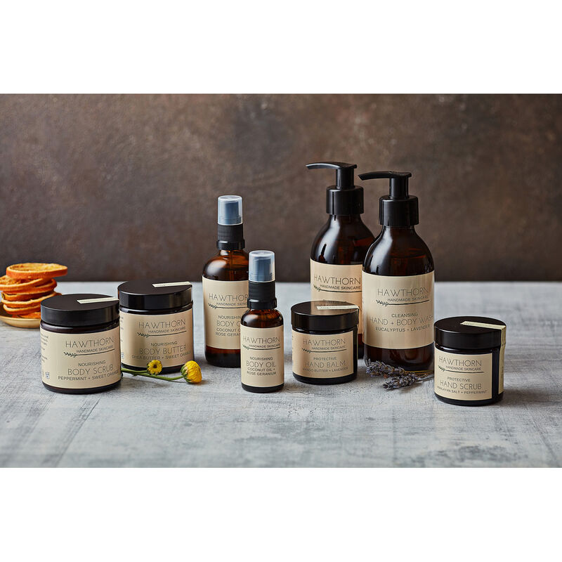 Hawthorn Handmade Skincare Wellness Gift Box