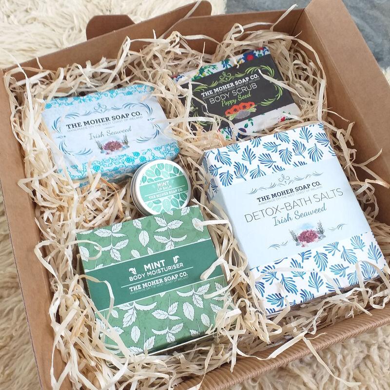 The Moher Soap Co. Wild Atlantic Gift Set