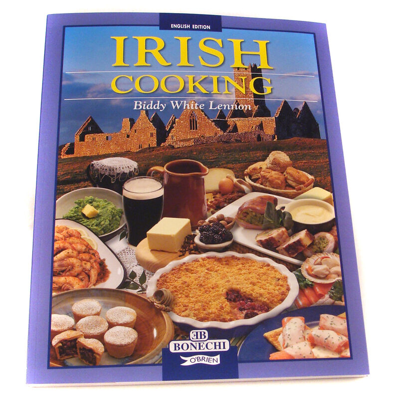 Book Of Irish Cooking - In English