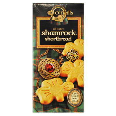 O'Neill's Shamrock Shaped Shortbread 80G