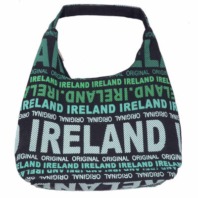 Robin Ruth Large Ireland Julia Bag With Green Ireland Original Design