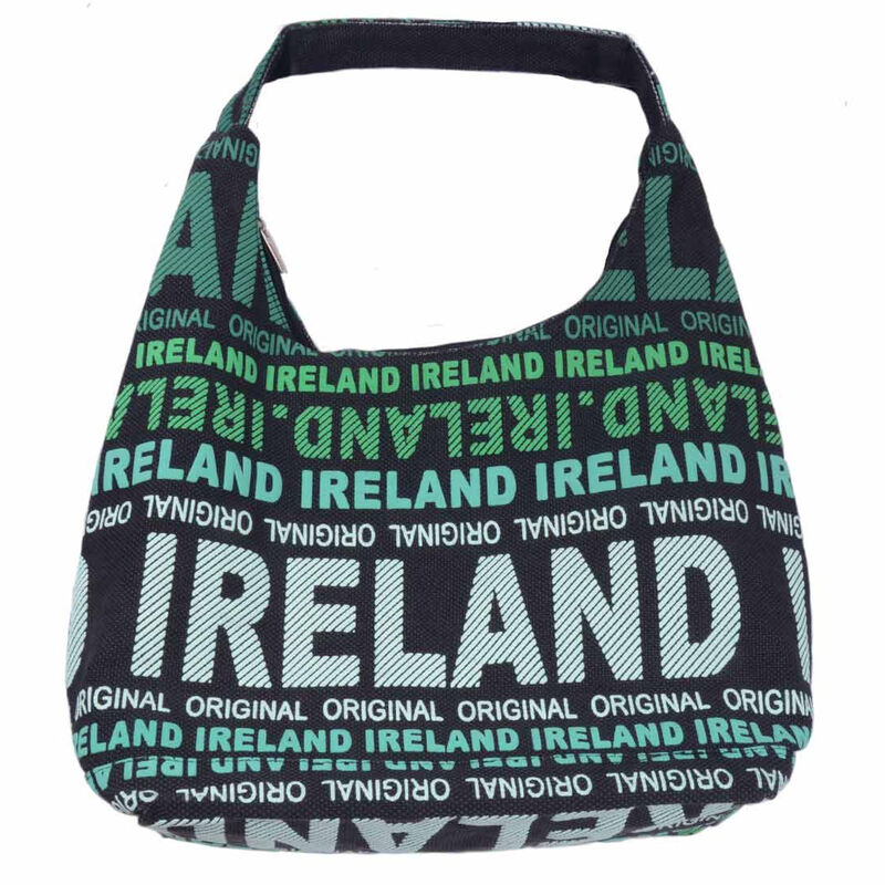 Robin Ruth Large Ireland Julia Bag With Green Ireland Original Design