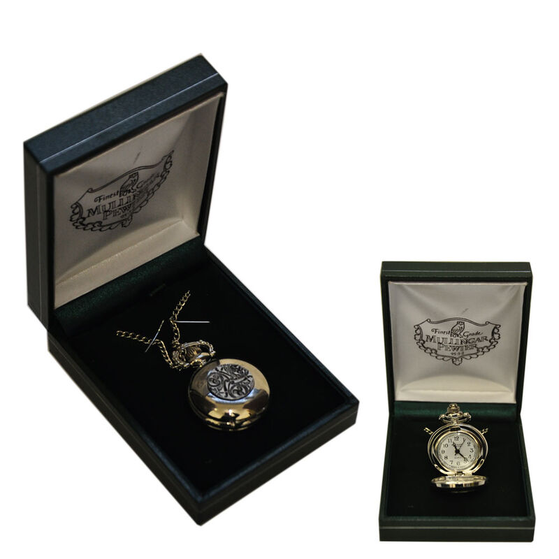 Ladies Pendant Watch - Celtic Design