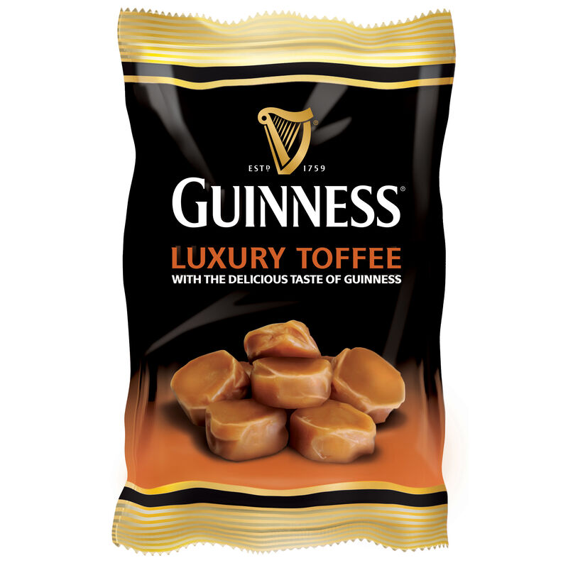 Guinness Luxus-Toffee-Beutel 120G