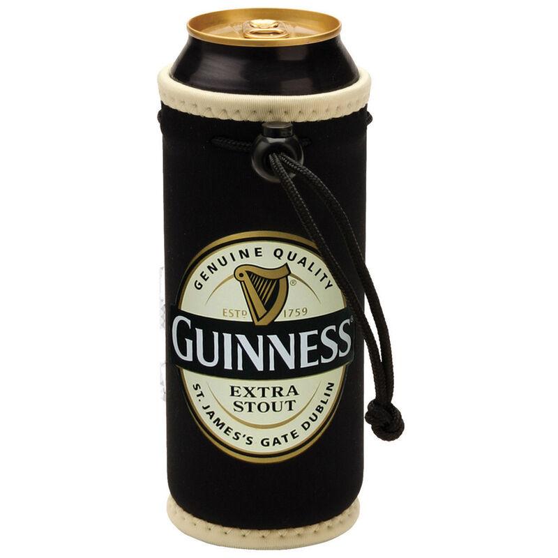 Guinness Label Drink Cooler