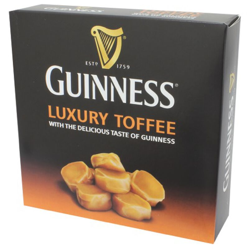 Guinness Luxury Toffee Box 170G