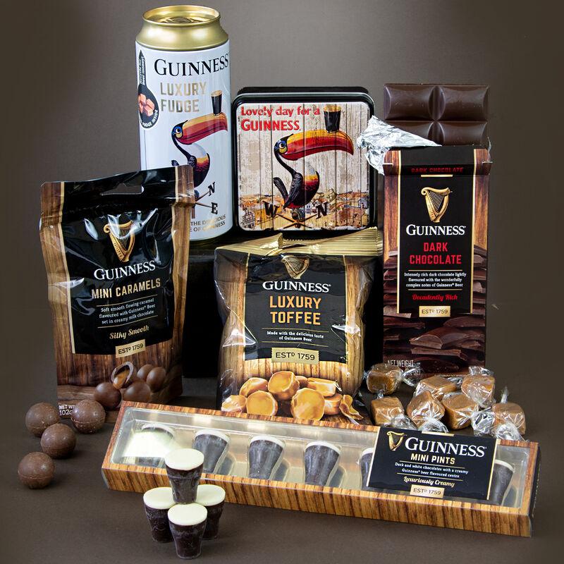 Official Guinness Treats Gift Basket