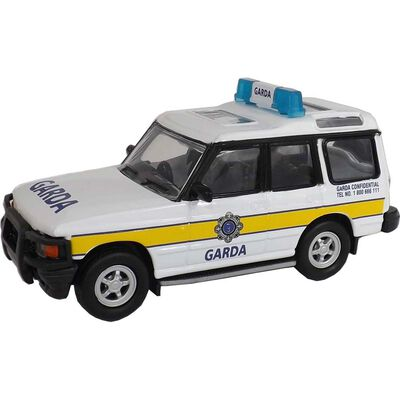 Die Cast Metal Garda 4X4 Jeep