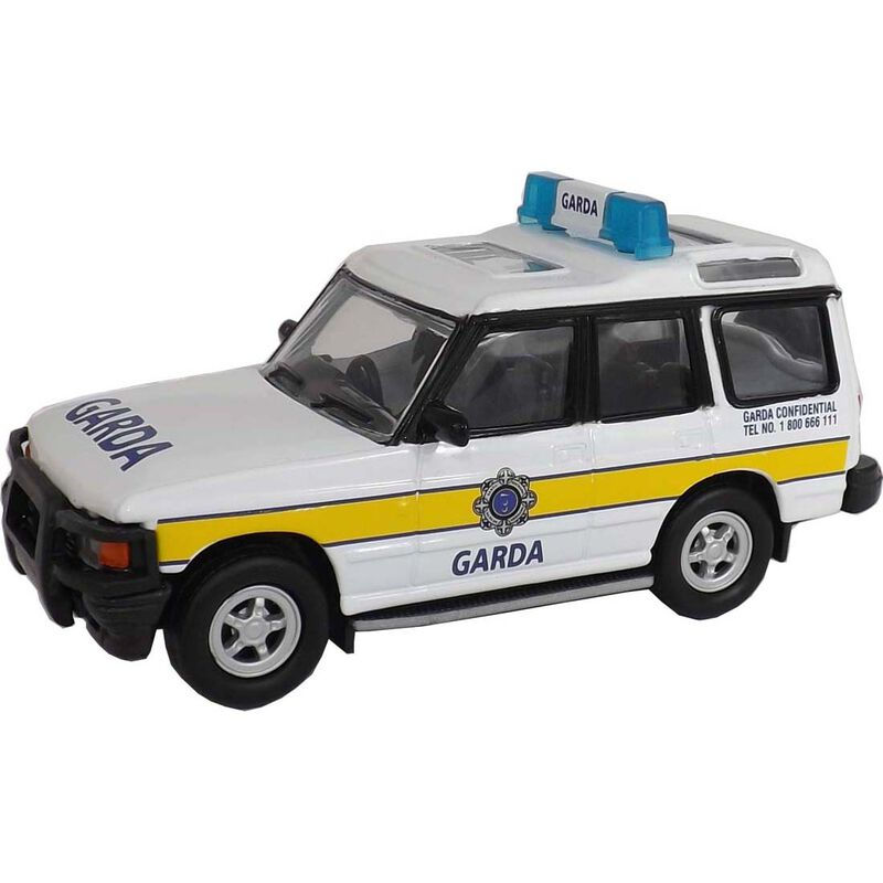 Die Cast Metal Garda 4X4 Jeep