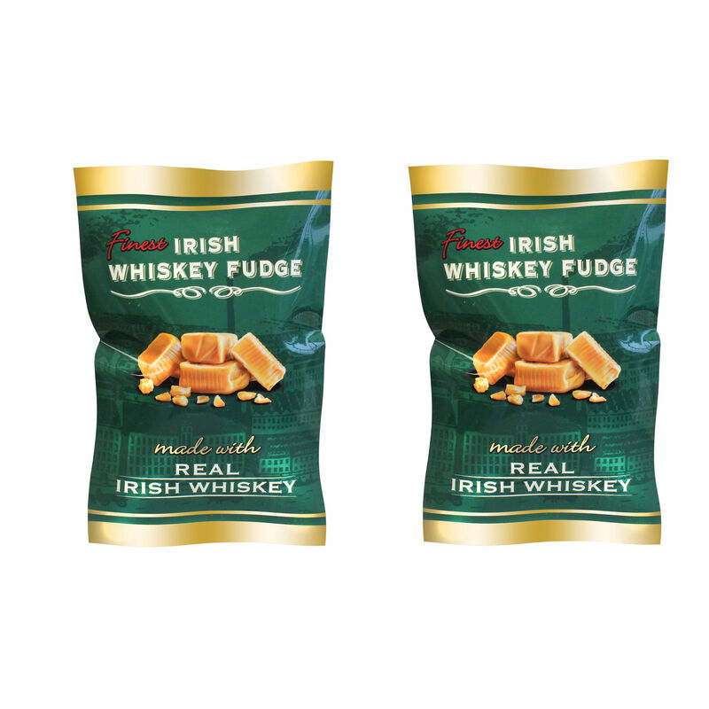 Irish Whiskey Fudge Beutel mit echtem Irish Whiskey