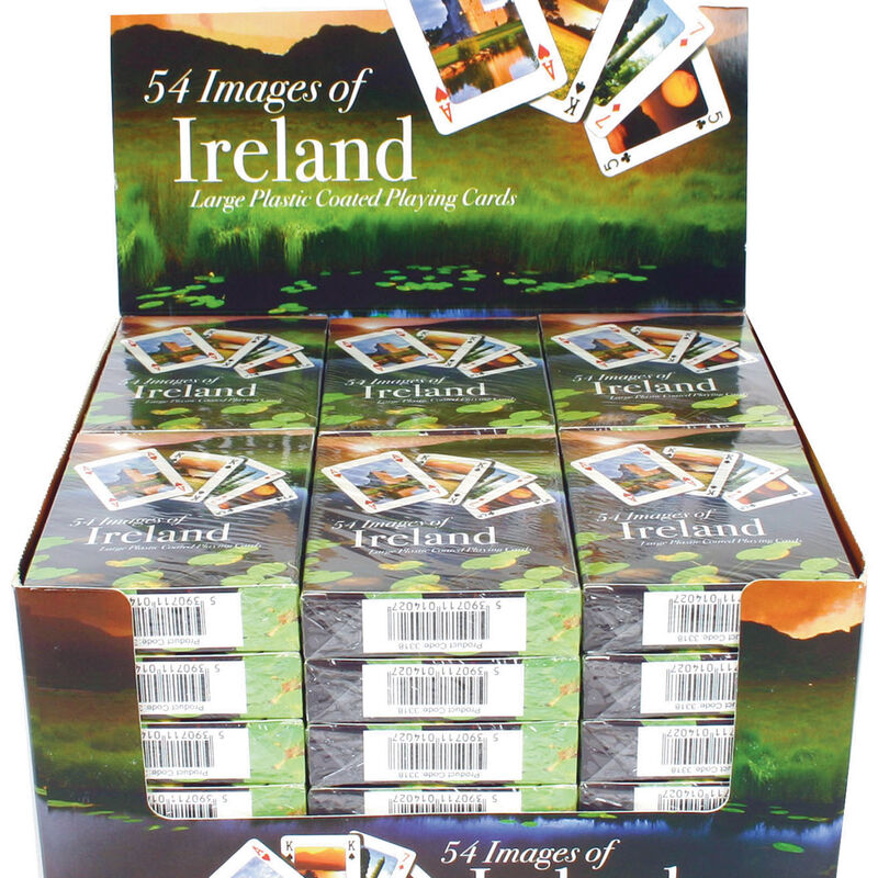 54 Images Of Ireland Playing Cards