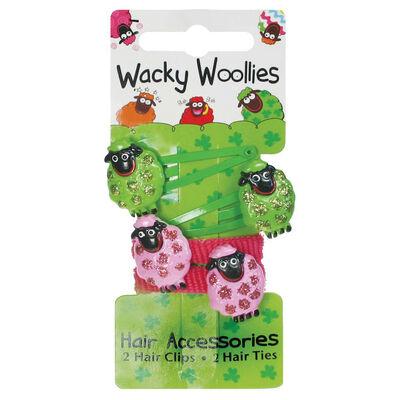 Wacky Woollies Hair Accessories