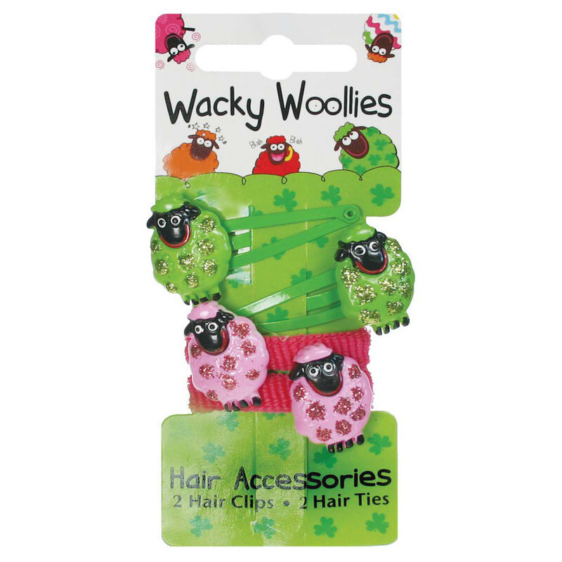 Wacky Woollies Hair Accessories