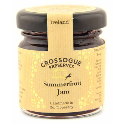 Crossogue Preserves Summerfruit Jam  37G